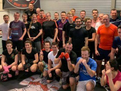 Kickboksen voor vrouwen in Almelo