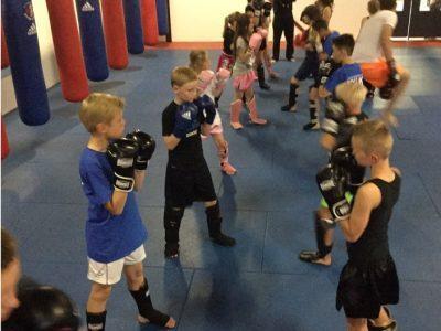 Kickboksen voor vrouwen in Leeuwarden