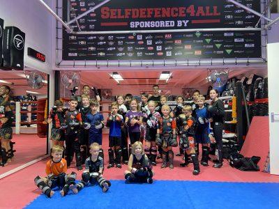 Kickboksen voor vrouwen in Doetinchem